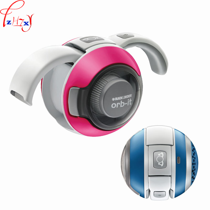 4.8V 8W 1PC Household Cordless Vacuum Cleaner ORB48EB-A9 Hand-held mute rechargeable ball vacuum cleaner