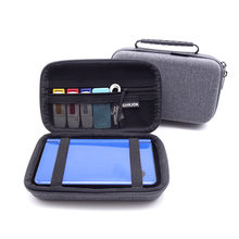 Power Bank Festplatte Disk Lagerung Tasche für Nintendo Handheld Konsole Nintendo Neue 3DS XL/3DS XL NEUE 3 DSXL/LL
