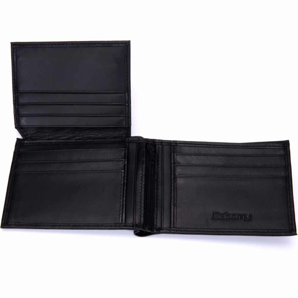 3f0d60365f7c ... RFID кражи защиты доллар цена Для мужчин кошельки известного бренда с  кармана монету кошелек держатель для ...