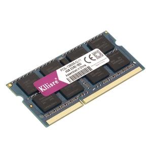 Image 3 - Kllisre DDR3L DDR3 4GB 8GB 1333 MHz 1600 MHz SO DIMM 1.35V 1.5V Laptop RAM 204Pin Laptop bộ nhớ SODIMM