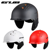 GUB 606 Многофункциональный Лыжный Спорт Шлем MTB велосипед для велосипедного спорта Велоспорт шлем безопасности Верховая езда интегрально-литой шлем
