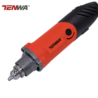Tenwa 240W 170W Mini Drill Electric Rotary Tools Dremel Style Electric Drill Machine Power Tools Versatile