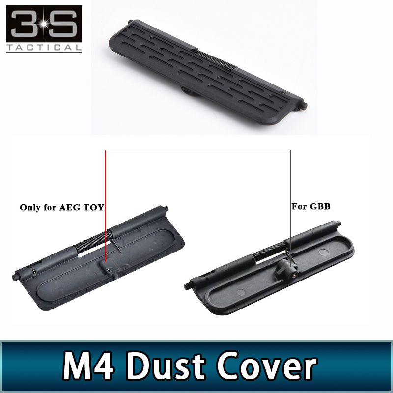 Tactical Enhanced Polymer Ultimate Dust Cover For AEG GBB Airsoft M4