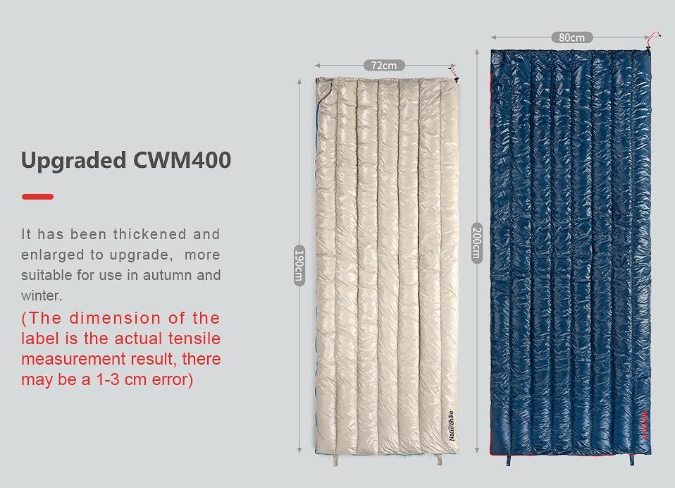 à prova d800água sacos de dormir NH17Y010-R
