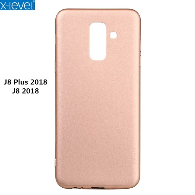 low priced a10df c2926 US $7.01 15% OFF X LEVEL Case for Samsung Galaxy J8 Plus 2018 Case Knight  Series Matte Hard PC Back Phone Cover for Samsung Galaxy J8 2018 Case-in ...