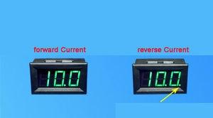 Image 2 - DC 5V 120V 50A/100A/200A/400A woltomierz cyfrowy amperomierz ładowania rozładowania czujnik halla transformator dla 12V 24V samochód bateria słoneczna