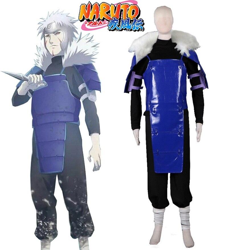 Haute-q Unisexe Anime Cos NARUTO Senju Tobirama Cosplay Costume