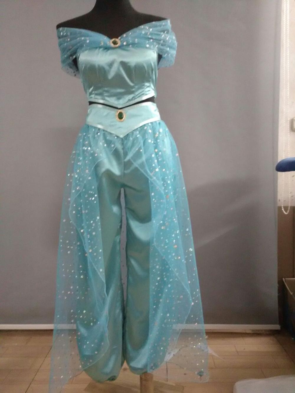 DB23324 princess jasmine costume-2