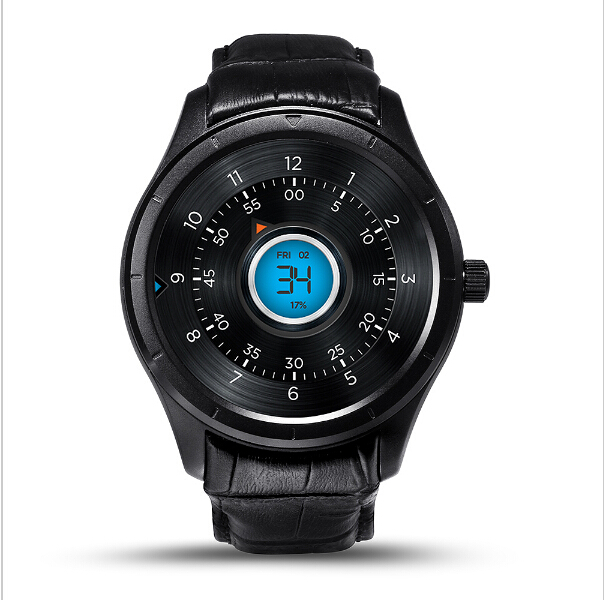 Finow Q3 smart watch 1.4″ AMOLED Similar Finow X5 Display 3G watch Bluetooth SIM Card Heart rate 512m+4g smart watch