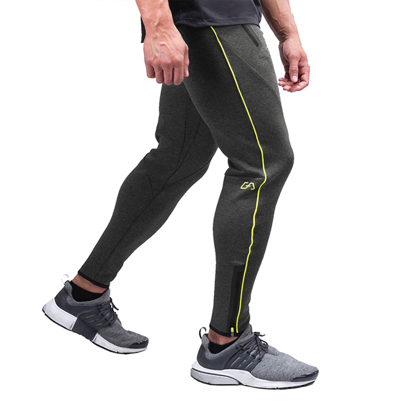 2017 High Quality Jogger Pants Men Fitness Bodybuilding  Pants For Runners Brand Clothing Autumn Sweat Trousers Britches