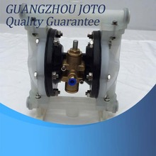 QBY-10 Engineering Plastics Pneumatic Diaphragm Pump ink and solvent circulation pneumatic one way diaphragm pump bml 5
