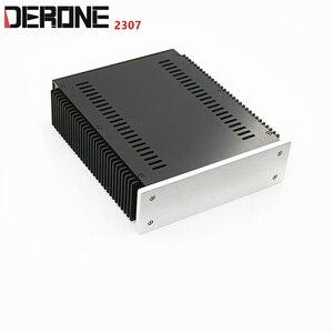 Image 1 - 1 piece aluminum chassis power amplifier shell  case power box preamplifier encasement