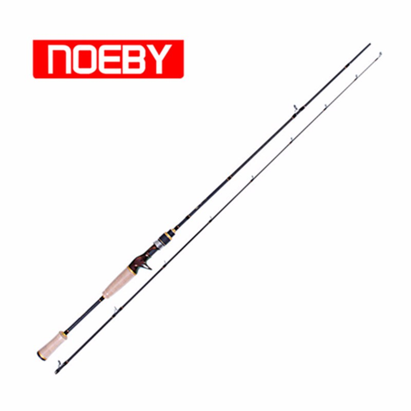 NOEBY Fishing Rod Carbon 1.98/2.13/2.44m 2section M/ML Spinning Rod Varas De Pesca Para Carpe Fish Canne Peche Stand Pole Handel new baitcsting fishing rods carbon m ml mh1 8m 2 1m 2 4m varas de pesca fishing pole for carp fish peche