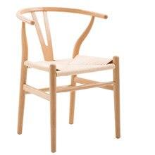 Китайский ресторанный стул Shimu West ресторанное кресло скандинавский Кофейня ресторанное кресло домашний журнальный компьютер Y спинка стула