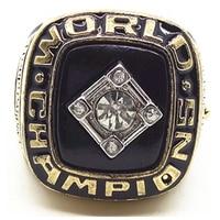 1967 ST LOUIS CARDINALS BUSCH STADIUM WORLD SERIES CHAMPIONSHIP RING