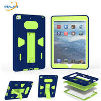 Heavy Duty Silicone TPU PC Case For New IPad 2017 9 7 A1822 Hard Armor ShockProof
