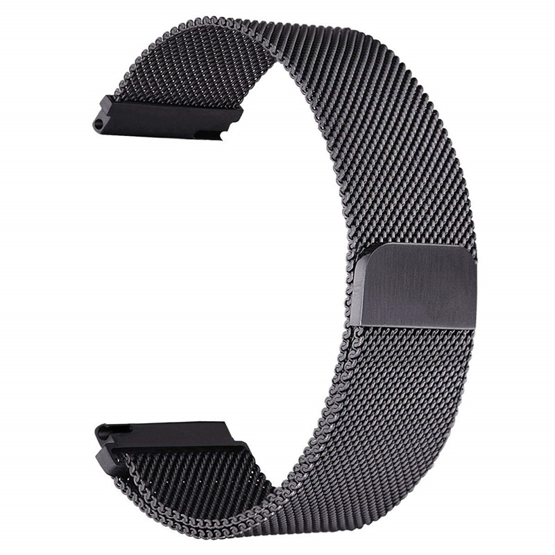 Milanese Loop Strap For Samsung Gear S3 Galaxy Watch 46mm 42mm Band 22mm 20mm Stainless Steel Bracelet For Gear S2 Huami Amazfit