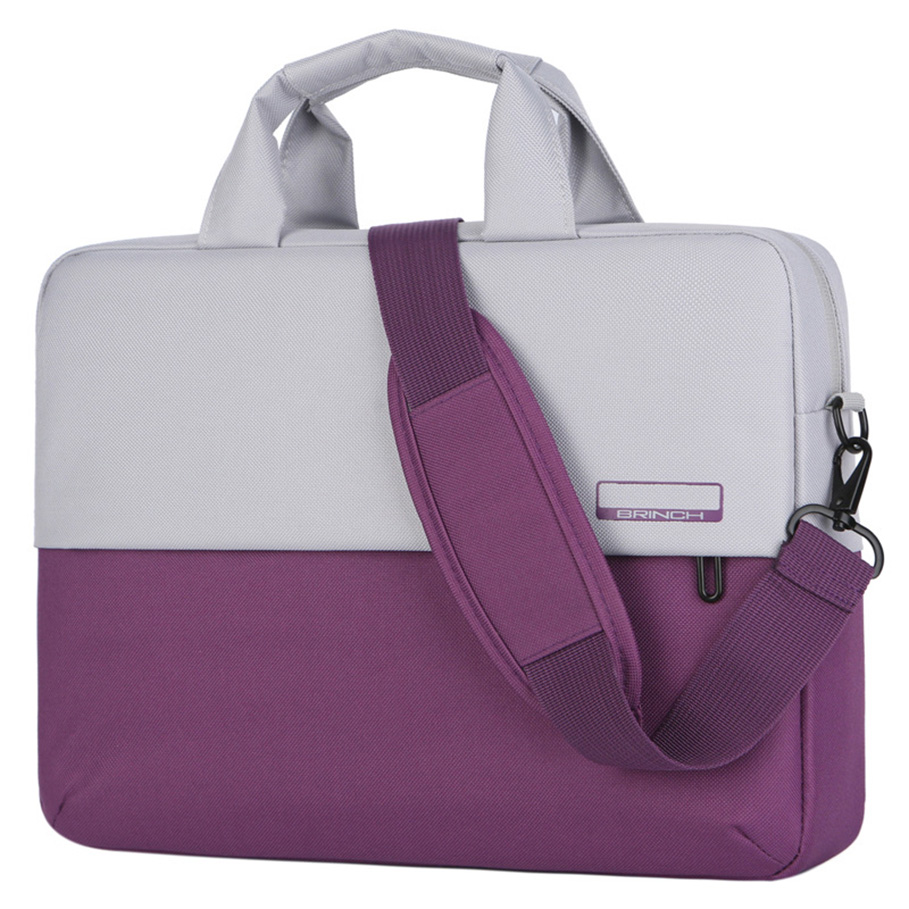 NEW Large Capacity Laptop Handbag for Men Women Travel Briefcase Bussiness Notebook Bag for 14 Inch Macbook Pro jacodel business large crossbody 15 6 inch laptop briefcase for men handbag for notebook 15 laptop bag shoulder bag for student
