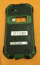 """Kullanılan orijinal arka çerçeve shell kılıf + hoparlör + kamera cam Blackview BV6000 MT6755 Octa çekirdek 4.7 """"HD ücretsiz kargo"""