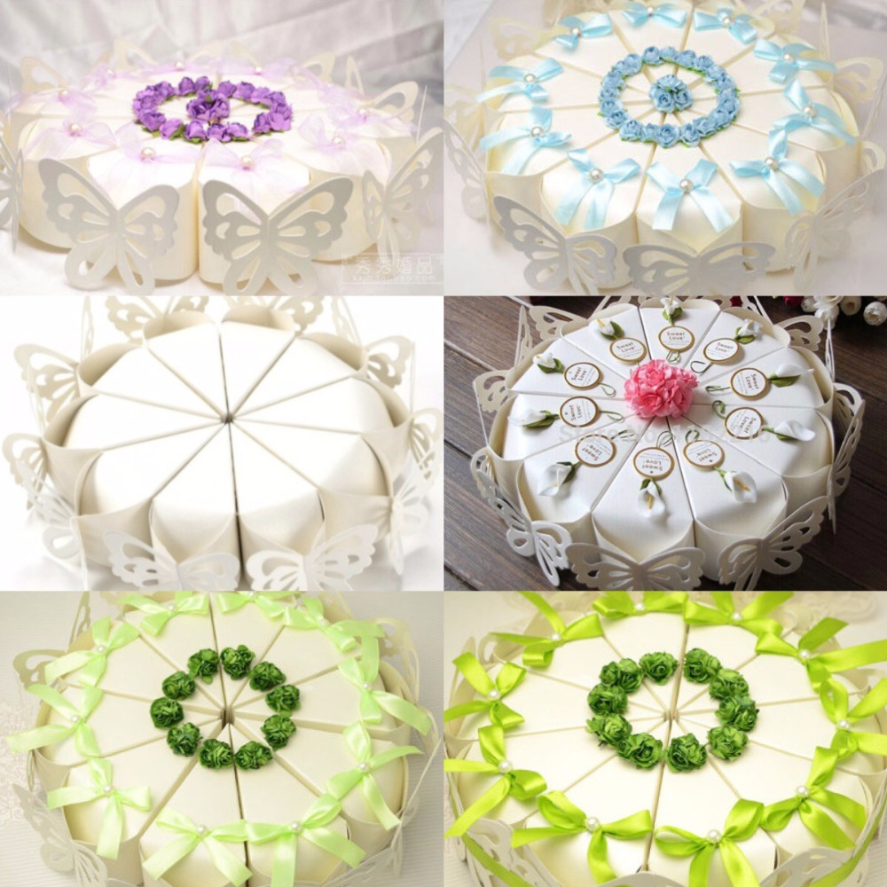 Aliexpress.com : Buy wholesale Sweet Butterfly White Cake Candy ...