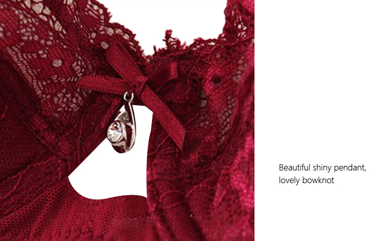 lace underwear set