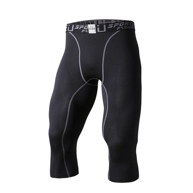 20a8cca364c1 Mallas para correr para hombre, mallas, pantalones de compresión, capa  Base, entrenamiento, ...