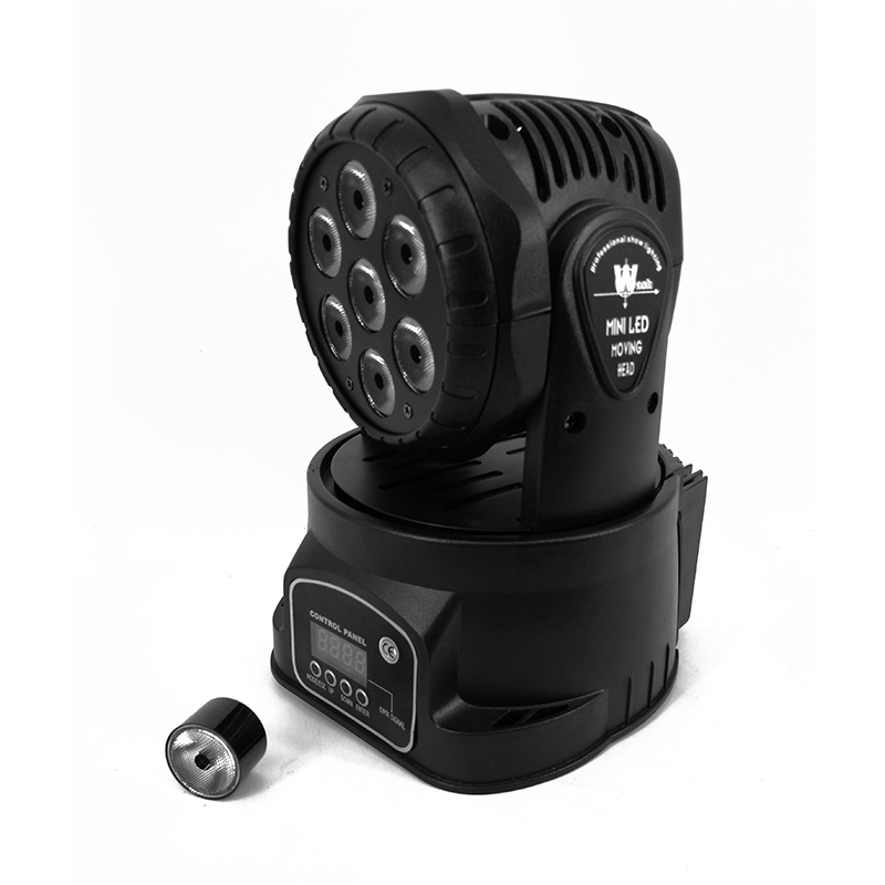 LED Ripple 40 Balok Sudut Lensa untuk Pencahayaan Profesional Stage Moving Head Light dan Lampu PAR LED Disco DJ Musik pesta