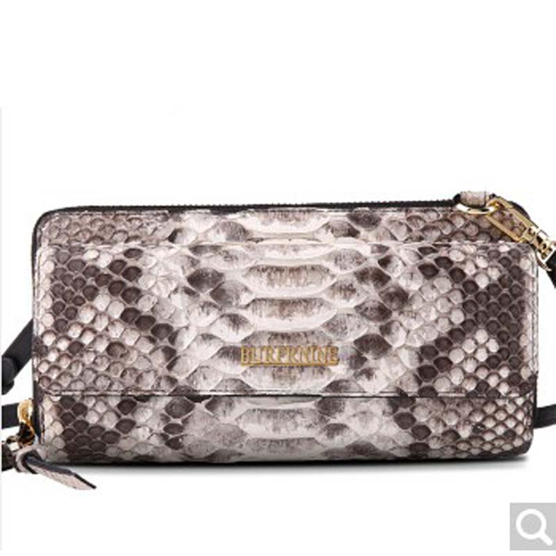Beijue boa crocodile leather woman handbag hand bag female trend single shoulder oblique bag hand grab bag dinner bag rice white beijue boa leather single shoulder women handbag chain bag single shoulder bag black python skin