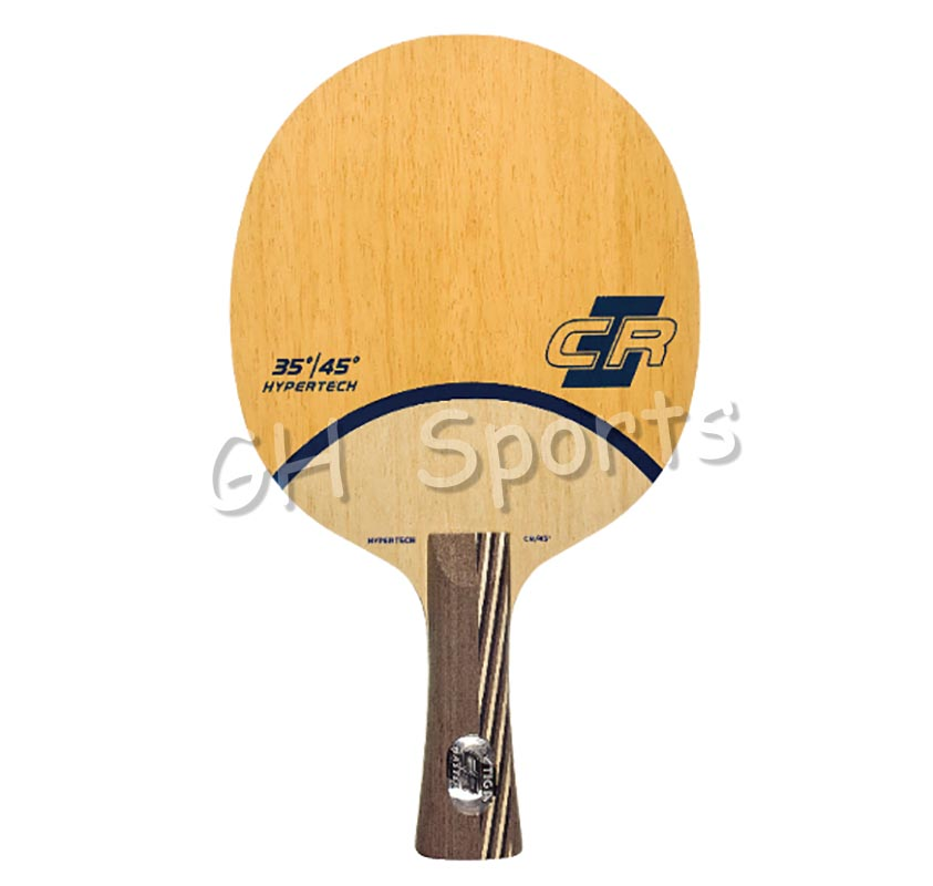 Stiga Hyper Tech CR 3545 WRB Table Tennis Blade for PingPong Racket stiga celero wood ce table tennis blade for pingpong racket