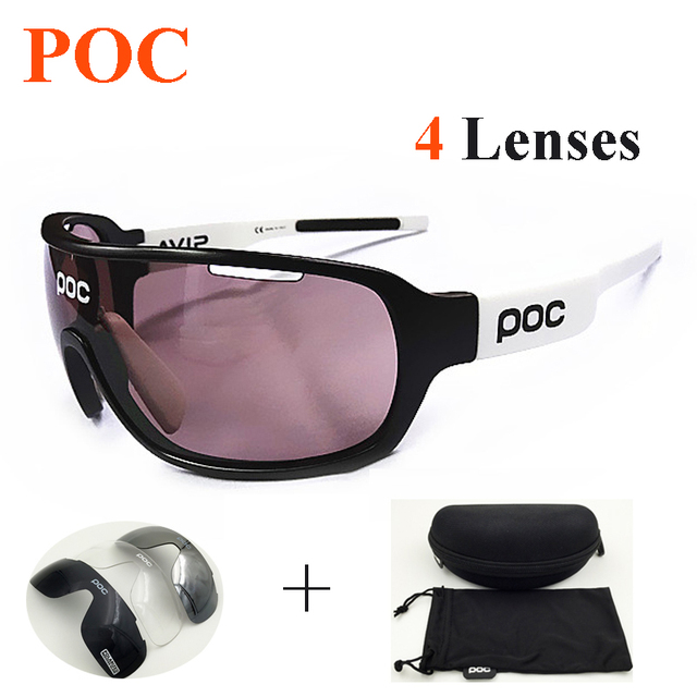 POC Sunglasses Men Polarized Women 2017 Male Sun Glasses for Men Vintage Goggles Male Oculos Driving Fishing Eyewear with Case
