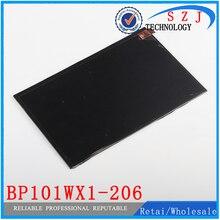 Новый 10.1 дюймов Планшеты PC ЖК-дисплей Дисплей для Lenovo S6000 bp101wx1-206 Бесплатная доставка