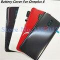 Оригинальное 3D стекло для Oneplus 6  шесть батарейных корпусов  задняя крышка  задний корпус телефона  чехол для OnePlus6 A6000  запасные части