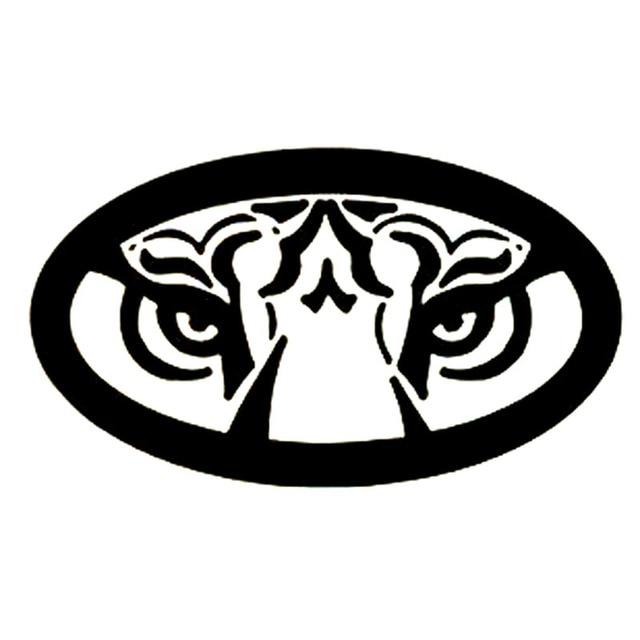 cc1144f26d8 15.8X9.1CM NCAA Auburn Tigers Logo Emblem Car Sticker Vinyl Decals Black  Silver S6-2322