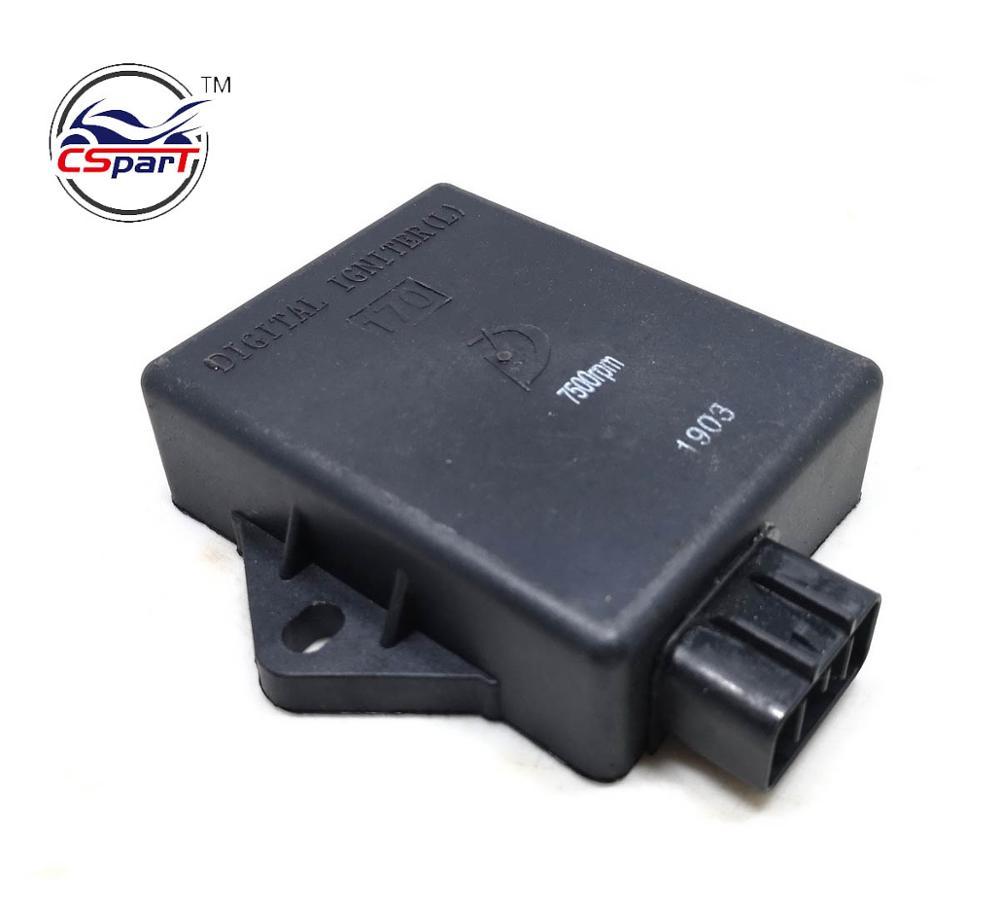 8 Pin 7500 RPM Digital CDI For Majesty YP250 Linhai 170MM 173MN Aeolus VOG 250 260 300cc Xingyue Gsmoon XY260T-4 Roketa MC54B