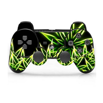 1 pcs For PS3 Controller Stickers Skin Sticker For PS3 PVC Skin Decal Vinyl For Playstation 3 Controller Sticker PVC Material 1