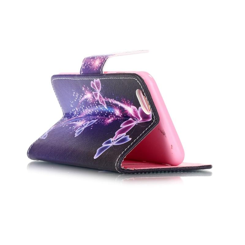 Fundas för iphone 6 täcka Fashion Design Flip läder plånbok för - Reservdelar och tillbehör för mobiltelefoner - Foto 6