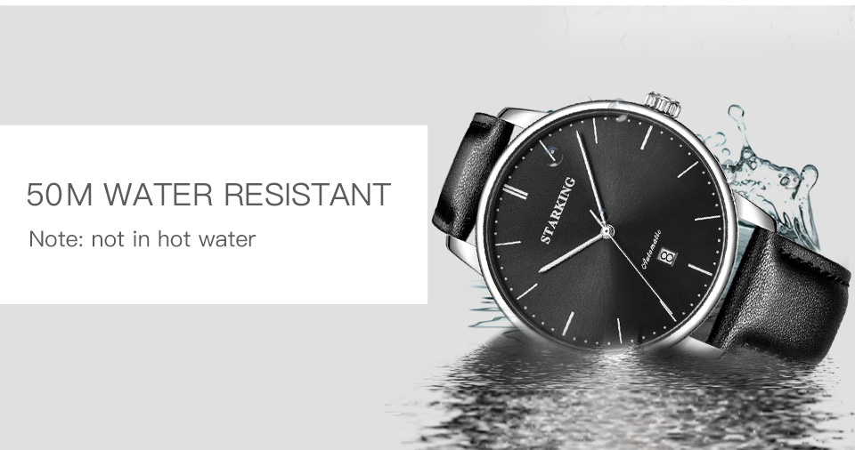 HTB13yktXvvsK1RjSspdq6AZepXaQ STARKING Luxury Brand Cheap Mechanical Watch Auto Date Automatic Self-wind Male Clock 28800 High Beat Watch Relogio Sport TM0915