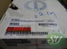 50PCS CBB81 332J 1600 V 0.0033UF 3.3NF P15 métallisé Film Capacitor