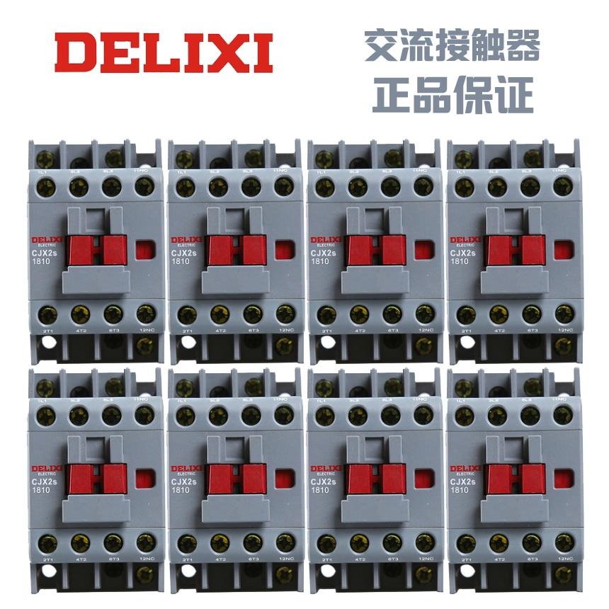 DELIXI AC Contactor CJX2s-8011 CJX2s-9511DELIXI AC Contactor CJX2s-8011 CJX2s-9511