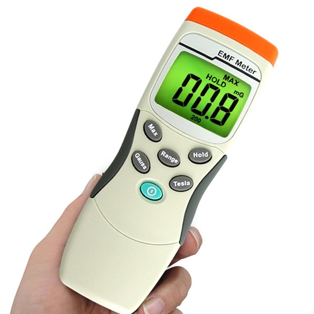 Digital Single Axis Sensor Gaussmeter EMF ELF Magnetic Field Electromagnetic Wave Gauss Meter 30~300Hz MADE in TAIWAN yf 172 tenmars made in taiwan digital light meter with free shipping