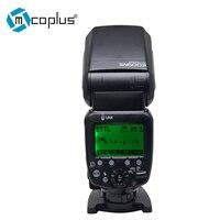 Mcoplus SHANNY SN600C Flash Speedlight HSS 1/8000S TTL GN60 Speedlite for Canon 1100D 1200D 550D 500D 350D 600D 650D 700D 60D
