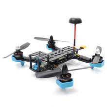 Hot New Diatone Tyrant 215 215mm 5.8G 40CH Naze32 REV6 FPV Racing Drone PNF RC Multicopter Part