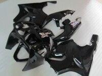 For Kawasaki ninja ZX7R 1996 1997 1998 2003 96 03 fairing kit (Ems free ) Pure black High quality Fairings a97