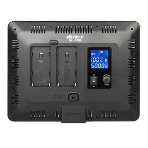 Image 3 - Viltrox Panel de luz de vídeo LED, delgado de doble color VL 200T, Kit de soporte VL 200 3300 5600k 30W, juego de iluminación de relleno de fotos remoto inalámbrico