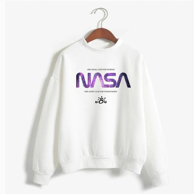 ARIANA GRANDE NASA SWEATSHIRT (5 VARIAN)