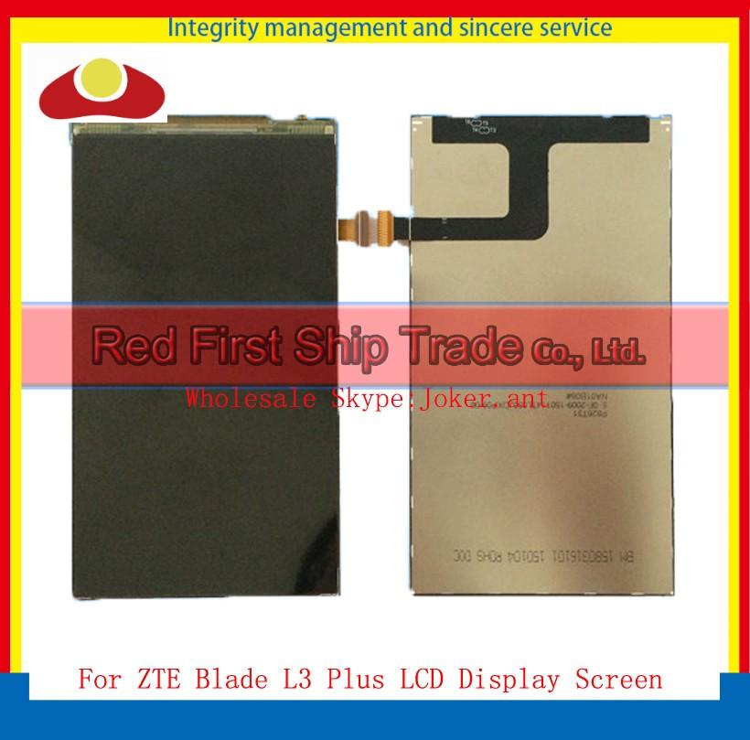L3 Plus LCD