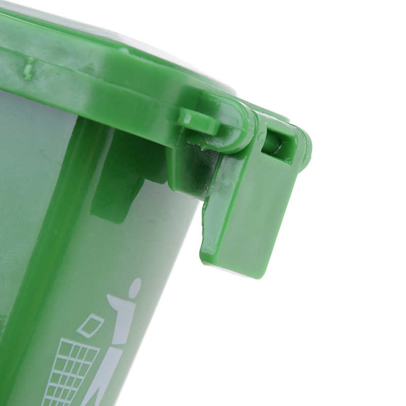 3 шт./упак. креативные игрушки мусорный бак игрушка мусорные грузовики Банки мини Curbside мусорная корзина для автомобиля игрушка