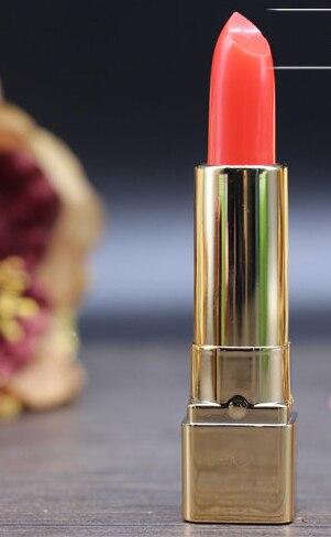 Abundant lip colour <font><b>makeup</b></font> pregnant women available <font><b>orange</b></font> carrot element color pink lipstick non-stick <font><b>cup</b></font>