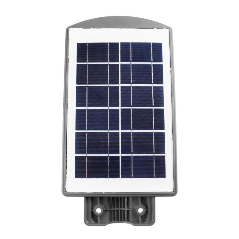 20W  20LEDs Street Lights Road Lamp Waterproof  2835SMD LED Solar Power Light Outdoor Road Street Wall Lamp Grey