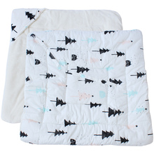 Baby Swaddle 90*90cm Baby Blanket Thick Warm Berber Fleece Envelopes For Newborns Infant Wrap Baby Bedding Sleeping